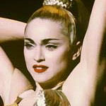 [Picture of (singer) Madonna]