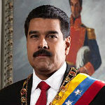 [Picture of Nicolas Maduro]
