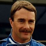 [Picture of Nigel Mansell]