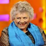 [Picture of Miriam Margolyes]