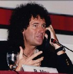 [Picture of Brian May]