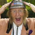 [Picture of John McCririck]