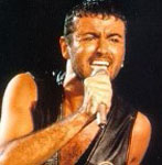 [Picture of George Michael]