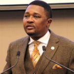 [Picture of Walter Mzembi]