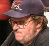 [Picture of Michael Moore]