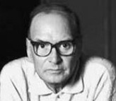 [Picture of Ennio Morricone]