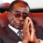 [Picture of Robert Mugabe]