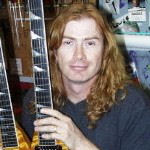 [Picture of Dave Mustaine]