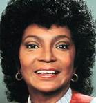 [Picture of Nichelle Nichols]