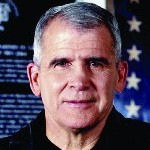 [Picture of Oliver North]