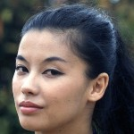 [Picture of France Nuyen]