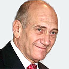 [Picture of Ehud Olmert]