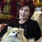 [Picture of Sharon Osbourne]