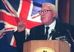 [Picture of Rev Ian Paisley]