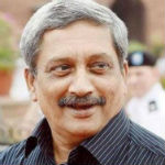 [Picture of Manohar Parrikar]