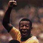 [Picture of (footballer) Pelé]
