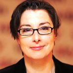 [Picture of Sue Perkins]