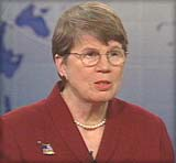 [Picture of Janet Reno]