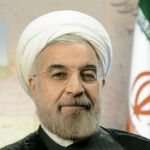 [Picture of Hassan Rouhani]