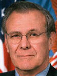[Picture of Donald Rumsfeld]