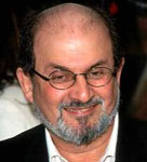 [Picture of Salman Rushdie]