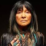 [Picture of Buffy Saint-Marie]