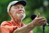 [Picture of Pete Seeger]