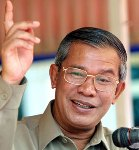 [Picture of Hun Sen]