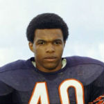 [Picture of Gale Sayers]