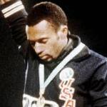 [Picture of Tommie Smith]