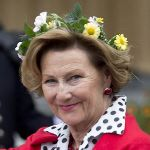[Picture of Queen Sonja of Norway]
