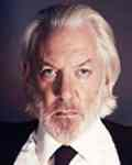 [Picture of Donald Sutherland]