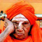 [Picture of Shivakumara Swamiji]
