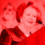 [Picture of Margaret Thatcher]