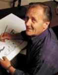 [Picture of Albert Uderzo]