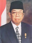 [Picture of Abdurrahman Wahid]