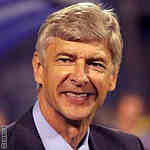[Picture of Arsène Wenger]