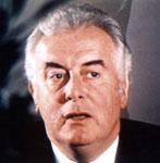[Picture of Gough Whitlam]