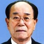 [Picture of Kim Yong-nam]