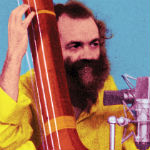 [Picture of La Monte Young]