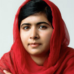 [Picture of Malala Yousafzai]
