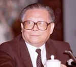 [Picture of Jiang ZEMIN]