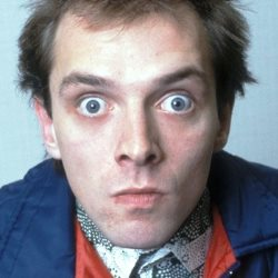 [Picture of Rik Mayall]