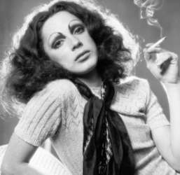 [Picture of Holly Woodlawn]