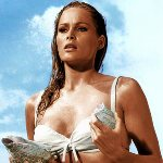 [Picture of Ursula Andress]