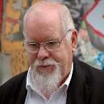 [Picture of Peter BLAKE]