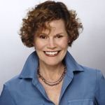 [Picture of Judy BLUME]