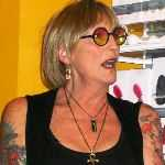 [Picture of Kate BORNSTEIN]