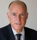 [Picture of Jerry BROWN]