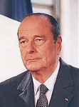 [Picture of Jacques CHIRAC]
